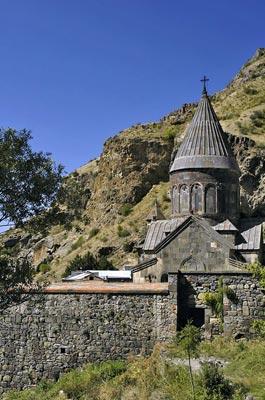 Монастырь Гегард, Армения. Место где хранилось Священное Копье